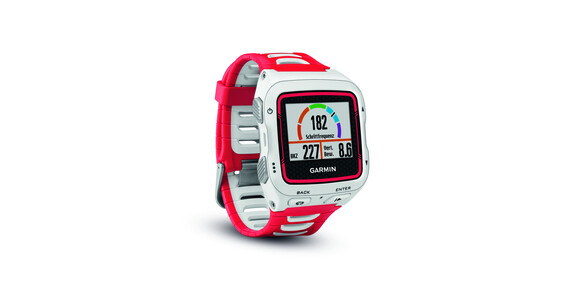 Garmin Forerunner 920XT HR inkl. HRM-Run white/red
